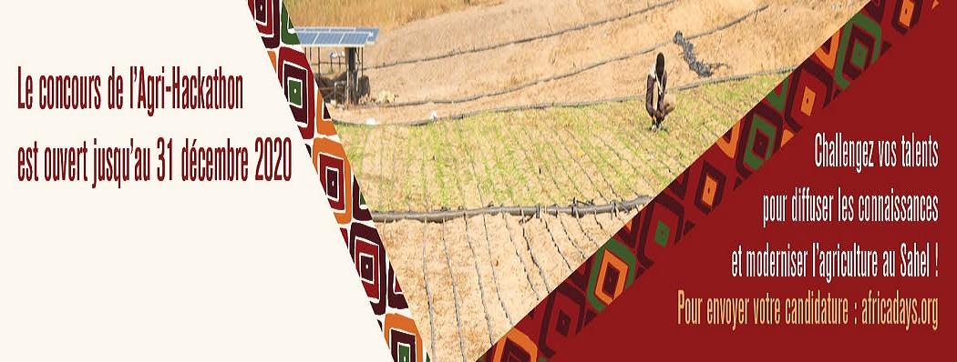 Participez à AGRI-HACKATHON de SOS SAHEL jusqu'au 31 Déc