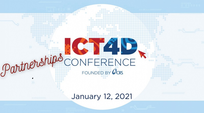 ICT4D PARTNERSHIP CONFERENCE