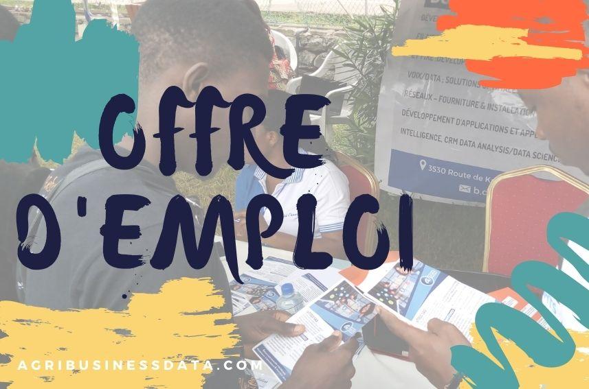 Togo : SOYCAIN recrute un Chef de Projet