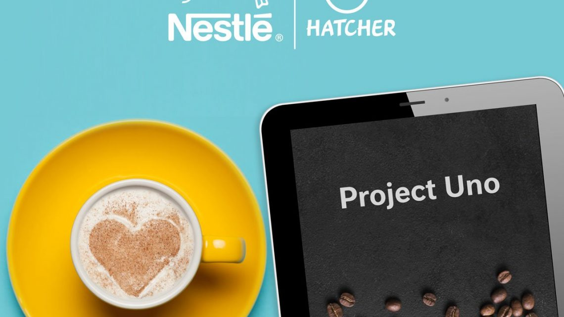 NESTLÉ Hatcher Project Uno