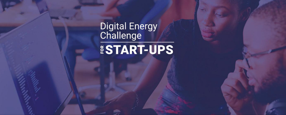 Digital Energy Challenge pour Start-up, Edition 2021