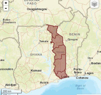 Togo – Infographie de l'Agriculture