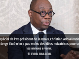 Serge Ekué