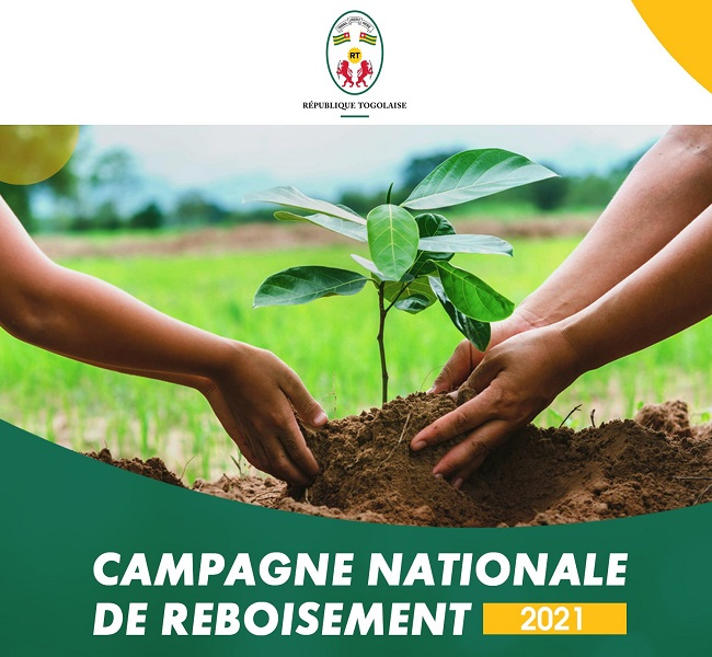 Togo : Campagne Nationale de Reboisement
