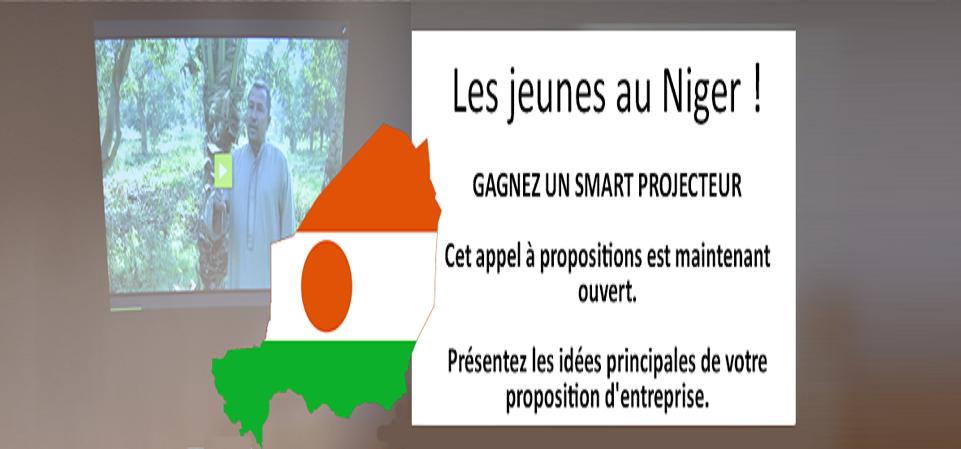 Appel aux jeunes entrepreneurs au Niger