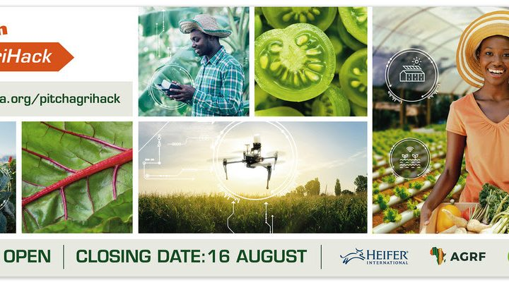 Concours Pitch AgriHack 2021