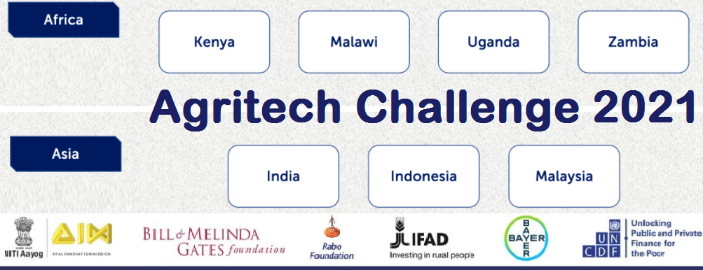 Agritech Challenge 2021