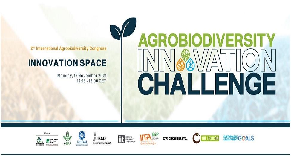 Postulez au Challenge d'innovation de l'agrobiodiversité 2021