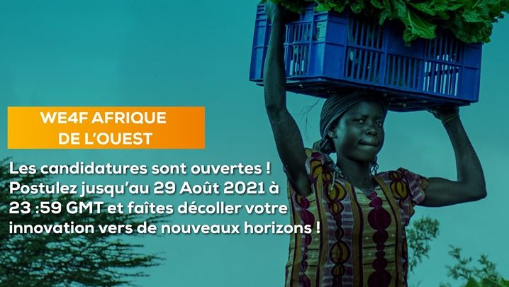 Concours à Innovation de Water and Energy For Food