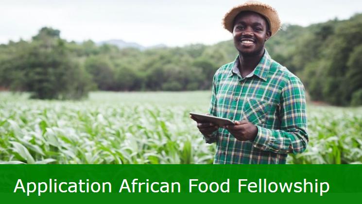 Rwanda – Application African Food Fellowship