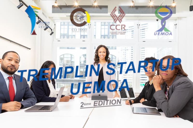 CONCOURS TREMPLIN STARTUP UEMOA 2ÈME EDITION : DU 27 SEPTEMBRE AU 28 OCTOBRE 2021