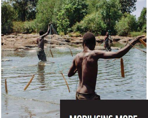 Mobilisation en faveur du climat #MoMo4C – Cameroun